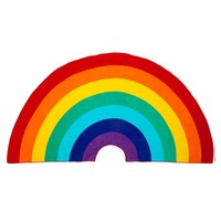 Sunny Life x Rainbow Shaped Towel