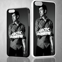 Alex Turner Arctic Monkeys Z0001 iPhone 4S 5S 5C 6 6Plus, iPod 4 5, LG G2 G3, Sony Z2 Case