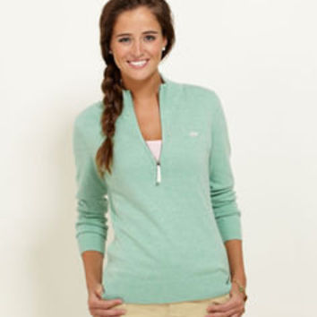 Women's Sweaters: 1/4-Zip Sweaters for Women  – Vineyard Vines