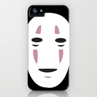 Spirited Away No Face iPhone Case by JAGraphic   Society6