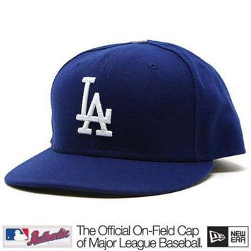 NOVO5 Los Angeles Dodgers Official On Field Hat