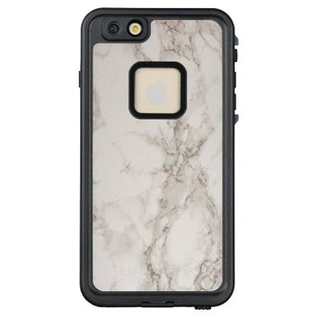 Marble Stone LifeProof® FRĒ® iPhone 6/6s Plus Case