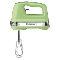One Kings Lane - The Conscious Cook - 5-Speed Hand Mixer, Mint Green