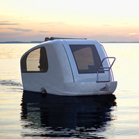 Sealander Schwimmcaravan - buy at Firebox.com