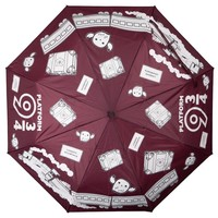 Harry Potter 9 3/4 Color Changing Umbrella
