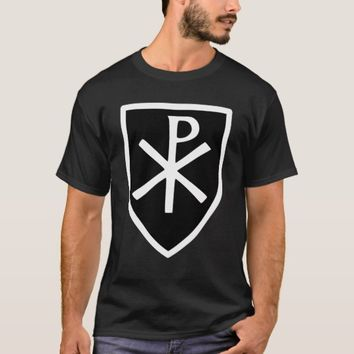 Christian Chi-Ro Shield T-Shirt