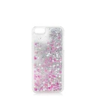**Pink Confetti Glitter iPhone 5 Case by Skinny Dip - New In This Week - New In