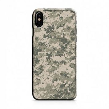 US Army Emblem iPhone X Case
