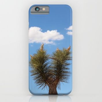 Lonely Joshua Tree iPhone & iPod Case by Emma