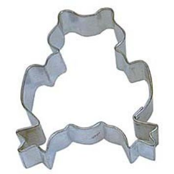 FROG Cookie Cutter Toad