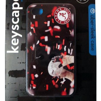 iPhone 4 Case Alabama Trophy