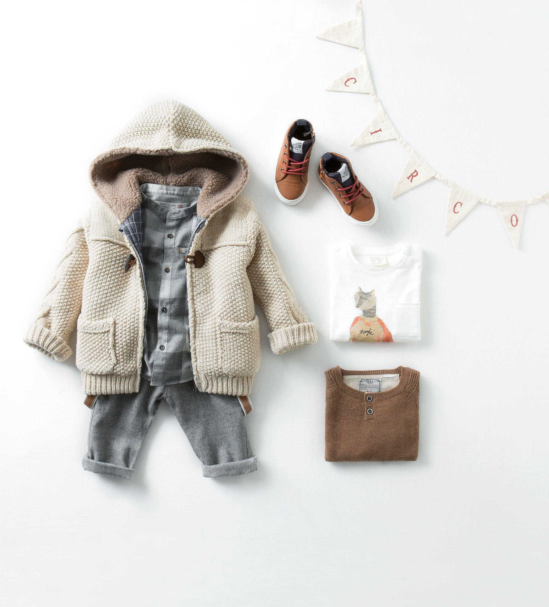 Shop by Look - Baby boy (3 months - 3 from ZARA | Kian ...