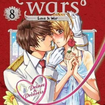 Library Wars 8: Love & War (Library Wars)