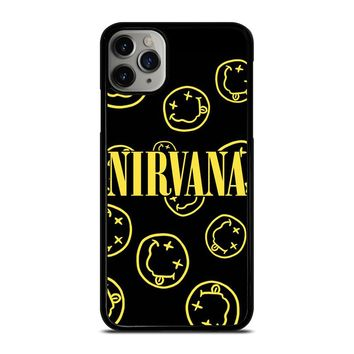 NIRVANA SMILEY COLLAGE iPhone Case Cover
