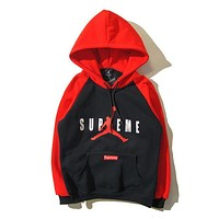 SUPREME MJ Womens Hoodies Sweatshirt