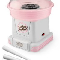 Nostalgia Electrics PCM-805 Hard & Sugar-Free Candy Cotton Candy Maker