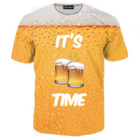 Its Beer Time Tee