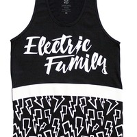 Bolt Squad Tank Top | Electric Family Clothing
