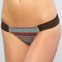 ONeill The Horizon Tab Side Bottom,Swimwear for Women