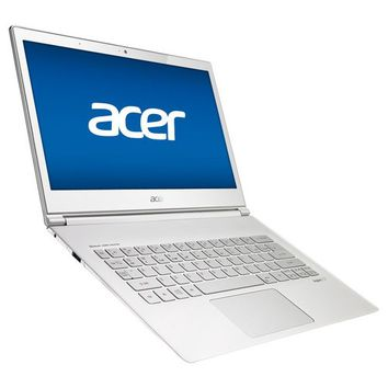 "Acer - Aspire 13.3"" Touch-Screen Laptop - Intel Core i5 - 8GB Memory - 256GB Solid State Drive - Crystal White"