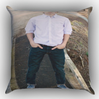 New Hayes Grier Magcon Boys 2015 X0239 Zippered Pillows  Covers 16x16, 18x18, 20x20 Inches