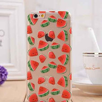 Colorful Fruit Lemon Case For iPhone 6 Case For iphone 6S 6 Plus Summer