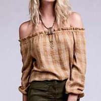 The Must Have Boho Top