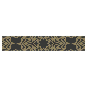 "Miranda Mol ""Golden Fractals"" Table Runner"
