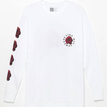 Lira Rose Badge Long Sleeve T-Shirt at PacSun.com