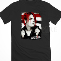 My Chemical Romance, Gerard Way Vocalist Unisex/Men Tshirt All Size