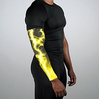 Electric Yellow Arm sleeve