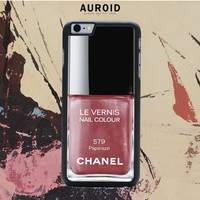 Chanel Nail Polish Paparazzi IPhone 6S Plus Case Auroid
