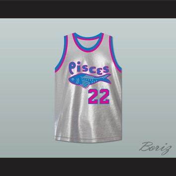 Jamal Malik Truth 22 Pittsburgh Pisces Basketball Jersey The Fish That Saved Pittsburgh