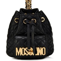 Mini quilted backpack | Moschino | MATCHESFASHION.COM US