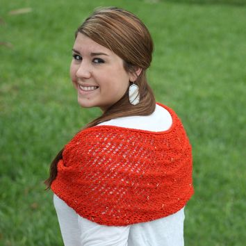 Beaded Cape Cowl kit