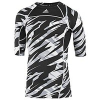 adidas Compression Short Sleeve Camo Tee | Shop Adidas