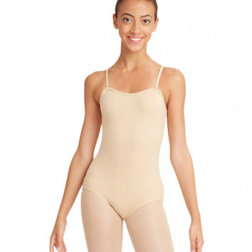 Child Camisole Leotard (Nude) TB49C