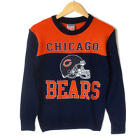 NFL Licensed Chicago Bears Tacky Ugly Sweater