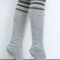 Brushed Boot Sock by Simply Noelle