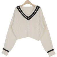 Knit - Rock Solid - Sweaters & Cardigans - Women - Modekungen