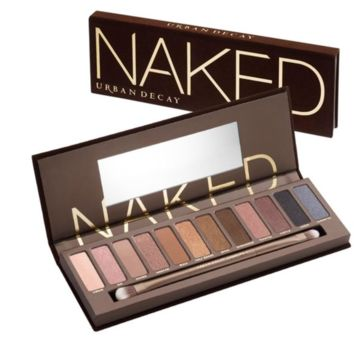 Nake Eyeshadow 12 Colors Palette On Sale. Limited Quantity Available