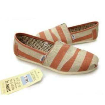 NEW TOMS MENS &WOMENS ZEBRA CANVAS CASUAL SHOES