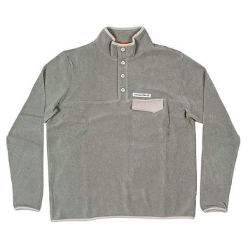 Bennington Snap Pullover by Southern Point Co.