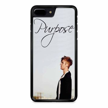 Purpose Justin Bieber iPhone 8 Plus Case