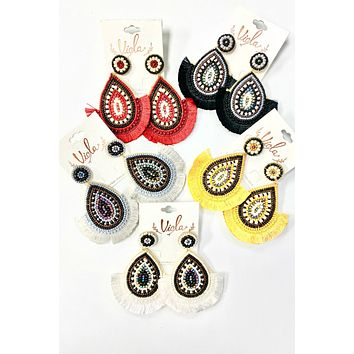 In The Nick Of Time Earrings