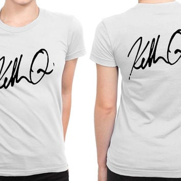 Sleeping With Sirens Kellin Queen Signature B 2 Sided Womens T Shirt