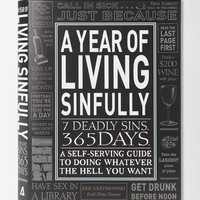 A Year Of Living Sinfully By Eric Grzymkowski