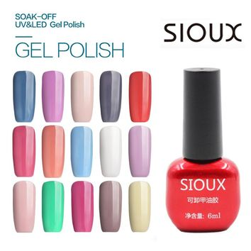 SIOUX  Polish  lasting  Cheap  Gelpolish  Vernis  Color