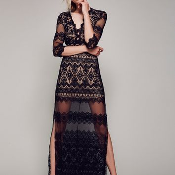 Free People Phantom Maxi Dress
