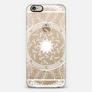 Seductive lace mandala iPhone 6 case by Famenxt | Casetify